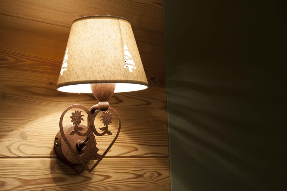 Lampade da montagna: illuminazione decorativa e tecnica.